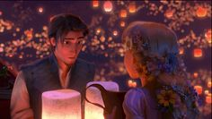 11 Gorgeous Tangled GIFs