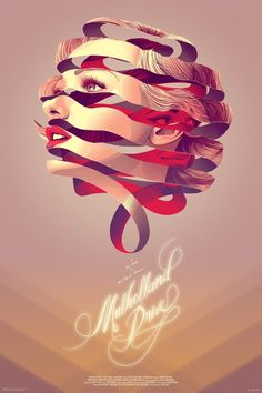 Malholland Drive by Kevin Tong