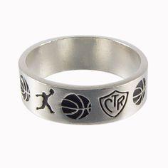 Boys CTR Ring Unique CTR Rings