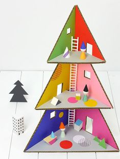 DIY Christmas Tree H