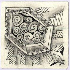 #zentangle #art #doodle #ink