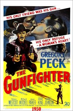 the gunfighter poster