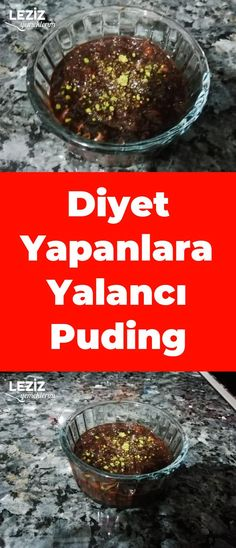 Lying Pudding for Dieters - My Delicious Diyet Yapanlara Yalancı Puding – Leziz Yemeklerim Liar Pudding for Dieters - Nutrition Club, Nutrition Chart, Health And Nutrition, Healthy Desserts, Healthy Recipes, Pizza Recipes, Dessert Recipes, Pudding Recipes, Holistic Nutrition