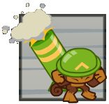 mortar tower from bloons tower defense