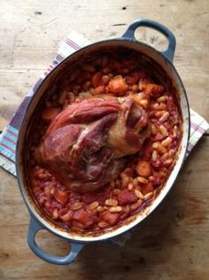 Evening Standard Column – Boston baked beans | Rachel Khoo