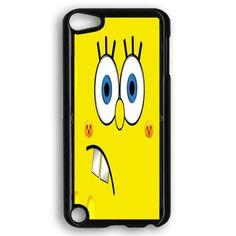 Spongebob Face 2 iPod Touch 5 Case