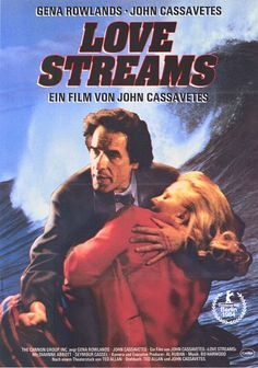Love Streams (French) 11x17 Movie Poster (1984)