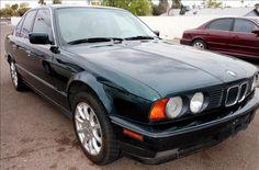 1994 BMW 5 Series 525i   (My new baby)