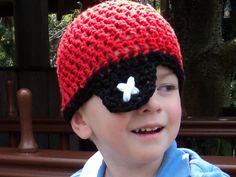 CROCHET PATTERN, Pirate Hat Newborn- Adult
