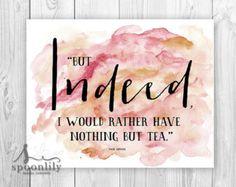 jane Austen tea quotes - Google Search