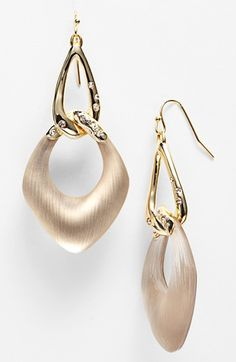 #Alexis Bittar            #Jewelry                  #Alexis #Bittar #'Lucite' #Large #Drop #Earrings #Taupe                       Alexis Bittar 'Lucite' Large Drop Earrings Taupe                              http://www.snaproduct.com/product.aspx?PID=5193671