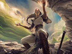 MtG: Soulfire Grand Master by algenpfleger on DeviantArt
