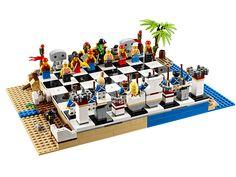 LEGO Pirates Chess Set $49.79!