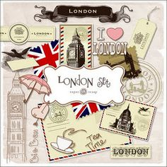 london elements free printables