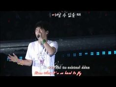 DBSK - Song For You (korean) live [eng + kor + hangul + karaoke sub] - YouTube