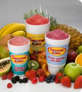 Copy Cat Caribbean Way Smoothie King recipe. The pure nectar is expensive. So I use Guava or Mango Juice instead (you can buy it in cheap cans at Walmart). Not bad at all.