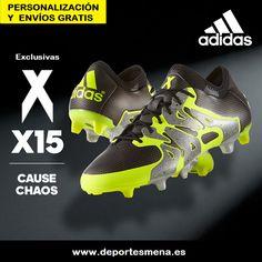 12 mejores imágenes de Botas Adidas X  5d7377dbd371f