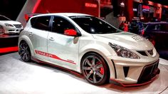2015 Nissan Pulsar GTI-R Nissan, please build this car! #TakeMyMoney