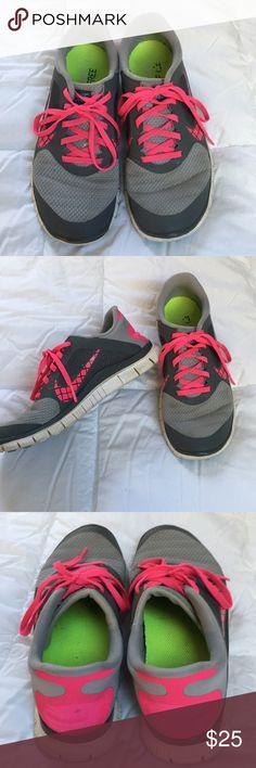 worn Nike Free Run's very worn limited edition Nike Free Run's Nike Shoes Sneakers