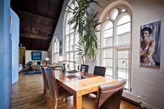 An old mission hall conversion in Islington by Iris Thorsteinsdottir