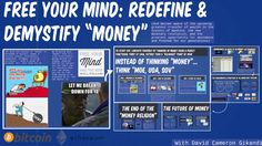 """Free Your Mind: Redefine & Demystify """"Money"""", Bitcoin, Ethereum... https://newmoney.tools/altcoins/free-your-mind-redefine-demystify-money-bitcoin-ethereum/?utm_campaign=coschedule&utm_source=pinterest&utm_medium=David&utm_content=Free%20Your%20Mind%3A%20Redefine%20and%20Demystify%20%22Money%22%2C%20Bitcoin%2C%20Ethereum..%2E  #bitcoin #ethereum #cryptocurrency #blockchain"""