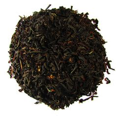 Organic Earl Grey – Full Leaf Tea Company  Certified Organic Black Tea is mixed with natural bergamot flavor for a rich Earl Grey flavor.