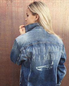 Oversized denim jackets Customized by @pepejeans #MyPepeJeans #Pepe4Christmas