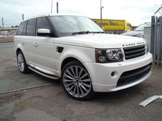 Range Rover Sport Autobiography Front Bumper Models - Meduza Design Ltd Range Rover Sport Autobiography, Range Rover White, Mercedes Benz Suv, Range Rover Supercharged, Range Rovers, Alloy Wheel, Sports, Model, Luxury Vehicle