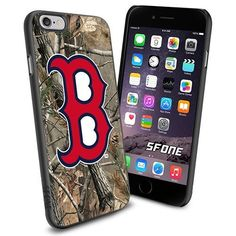 Boston Red Sox MLB Camo Logo WADE5792 Baseball iPhone 6 4.7 inch Case Protection Black Rubber Cover Protector WADE CASE http://www.amazon.com/dp/B013XG393W/ref=cm_sw_r_pi_dp_HQzFwb12R3F8E