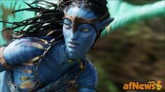 AVATAR 2 (2017) Concept Art Features A Na'vi Character Believed To Be Zoe Saldana's 'Neytiri' - http://www.afnews.info/wordpress/2015/09/28/avatar-2-2017-concept-art-features-a-navi-character-believed-to-be-zoe-saldanas-neytiri/