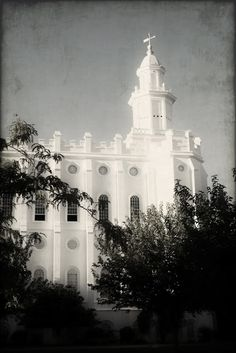 FREE printables of the St.George Temple