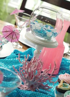 Under the Sea Date Party Theme