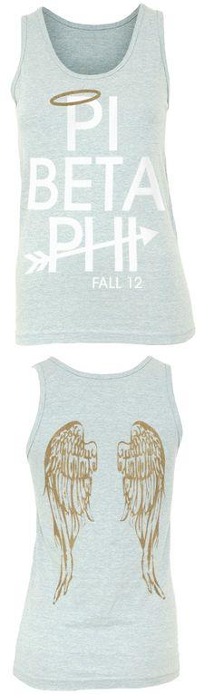 Pi Phi angel tank #piphi #pibetaphi