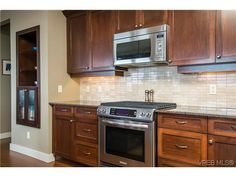 Find new properties and homes for sale in Victoria BC. View photos and listing details of top realtors Victoria, BC Bc Home, Nature's Gate, New Property, Kitchen Cabinets, Home Decor, Kitchen Cupboards, Homemade Home Decor, Decoration Home, Kitchen Shelves