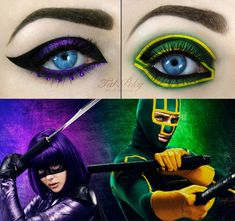 And Kickass. | This Disney Princess Eye Makeup Art Is Stunning