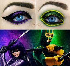 And Kickass. | This Disney Princess Eye Makeup Art Is Stunning