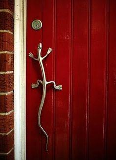 Jaladera para puerta