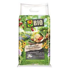 COMPO BIO 20290 Universal Langzeit-Dünger mit Schafwolle 10,05 kg - rein organischer NPK Dünger 5+4+6: Amazon.de: Garten