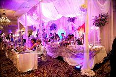 EXTRAVAGANT WEDDING RECEPTIONS | Extravagant Wedding Receptions Albanian wedding reception
