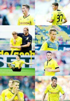 Erik Durm - Borussia Dortmund Collage ♥ #erikdurm #durm #37 #bvb #welmeister #cute
