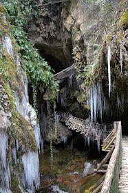 grotte del caglieron cansiglio