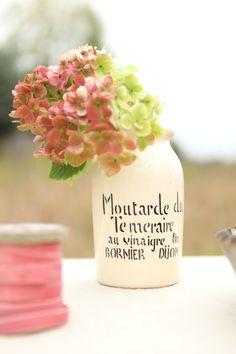 Vintage Belgian Mustard Jar; I have this exact jar with it's original cork top.