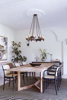 timeless dining room style