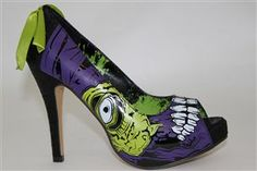 Iron Fist Zombie Stompers *LIMITED EDITION* Need, Need, Need, Need, Need!!!!!