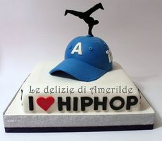 This is a nice Hip-hop cake