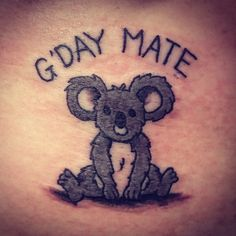 Resultado de imagen para australian tattoo
