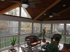 Porch rail