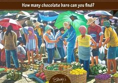 How Many Tigers can you see in this image ?[How Many Tigers can you see in . Oil Painting For Sale, Baguio, Homescreen Wallpaper, Flower Market, Wall Art Designs, Art Market, Cool Drawings, Cool Art, Illustration Art