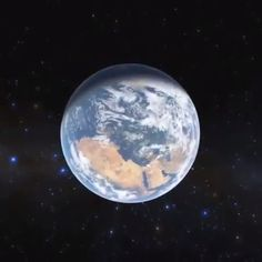 """This European Southern Observatory animation was created to celebrate the opening of the new ESO Supernova Planetarium in Germany. It begins from the home of the new facility in Garching and zooms out to the ""End of the Universe"", according to the ESO. Cosmos, Space Planets, Space And Astronomy, Flipagram Instagram, Digital Foto, Space Facts, Galaxy Space, Sistema Solar, Earth From Space"