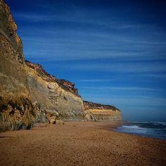 The blues of the sky highlight the fantastic coastline at Gibson Steps on the Great Ocean Road. Great capture courtesy of @torycraig #liveinvictoria #victoria #vic #greatoceanroad #gor #gibsonsteps #portcampbell #coast #coastline #landscape #rocks #beach #sand #blues #sea #ocean #nature #beautiful #scenic #love #australia #liveinaustralia by liveinvictoria